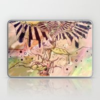 Magic Beans (Alternate colors version) Laptop & iPad Skin