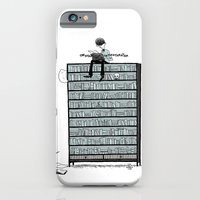 LITTLE DREAMS, BIG BOOKCASE iPhone 6 Slim Case