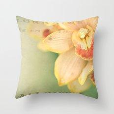Sweet Lorraine Throw Pillow