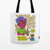 Bern Out Tote Bag