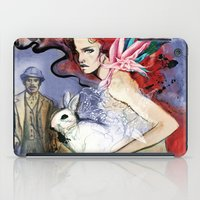 Brickred Jan iPad Case