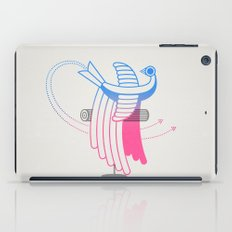 The Egotists (Greater Bird of Paradise) iPad Case
