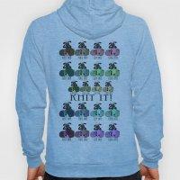 Knitting Sheep On Balls … Hoody