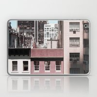 View Of NYC From A MoMa … Laptop & iPad Skin