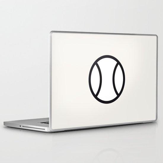 Tennis - Balls Serie Laptop & iPad Skin