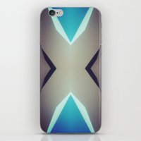 sym5 iPhone & iPod Skin