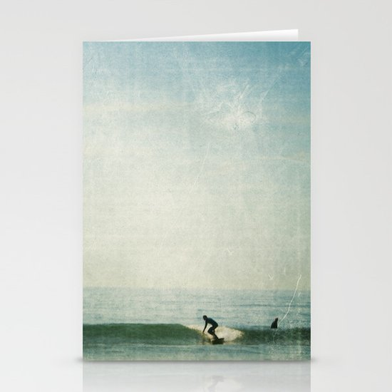 surf days Stationery Card