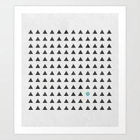 Minimalism 1 Art Print