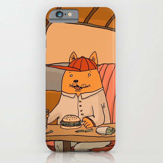 American Fast Food iPhone & iPod Case