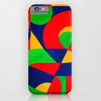 iPhone & iPod Case featuring Formas # 3 by Ricardo Patino