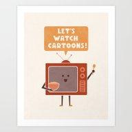 Weekend Mood Art Print