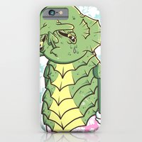 The Sadness Of The Creature iPhone 6 Slim Case