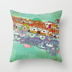 SHIx1 Throw Pillow