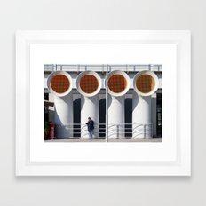 2/4 Framed Art Print
