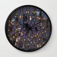 Super Aliens³ Resurrect… Wall Clock