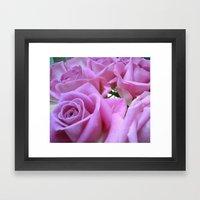 Popillo Roses 01 Framed Art Print