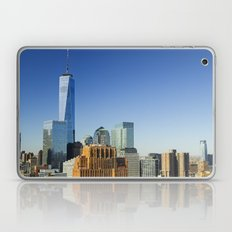World Trade Center Freedom Tower NYC Laptop & iPad Skin