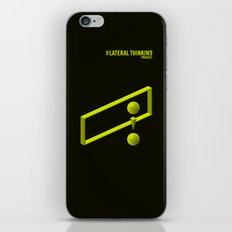 The LATERAL THINKING Project - Contexto iPhone & iPod Skin