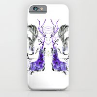 iPhone & iPod Case featuring Reflections 2 by Serena Harker