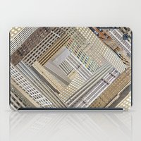 Skyscraper Quilt iPad Case