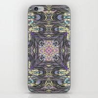 Cathedral Reflected Abst… iPhone & iPod Skin