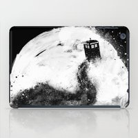 All Of Space And Time iPad Case