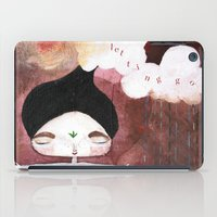 Letting Go iPad Case
