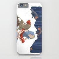 iPhone & iPod Case featuring henon adventure by Sarah Murat