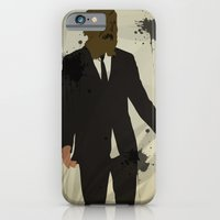 iPhone & iPod Case featuring The Dark Knight: Scarecrow by Warren Glass
