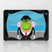 Son Of The Tuber  iPad Case
