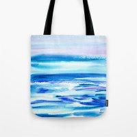 Pacific Dreams Tote Bag