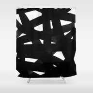 TX02 Shower Curtain