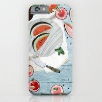 The Watermelon Season iPhone 6 Slim Case