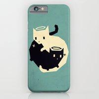 iPhone Cases featuring we need each other by Yetiland