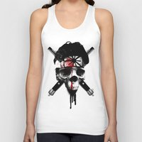 Death to LaRusso Unisex Tank Top