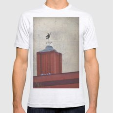 Witch Mens Fitted Tee Ash Grey SMALL