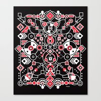 herbin Canvas Print