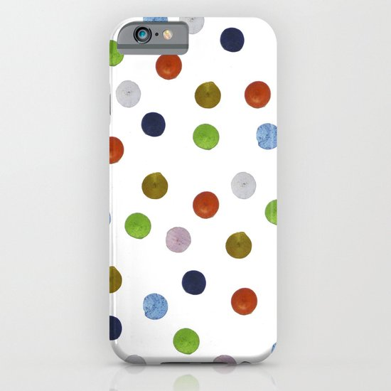 Pinpoint Dots iPhone & iPod Case