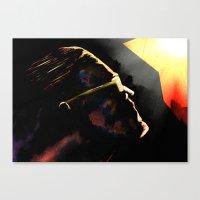 The Hero Lachlan Deserves Canvas Print