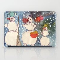 Frozen Family iPad Case