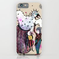 iPhone & iPod Case featuring Birdy Mysterium by Franck Chartron