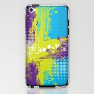 Abstract H2OColor iPhone & iPod Skin