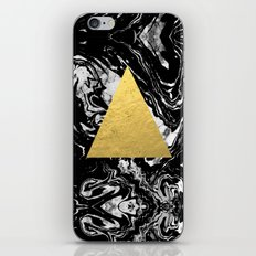 Layden - Triangle Black … iPhone & iPod Skin