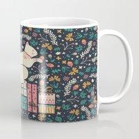 Merry Little Squirrel  Mug