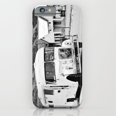 Old Bus in the street. iPhone 6s Slim Case