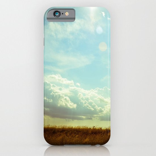 Shooting the Breeze iPhone & iPod Case