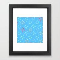 Diamond Dreams Framed Art Print