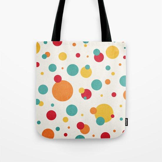 I'm Just A Bit Dotty! Tote Bag