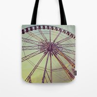 Le Roue Paris Tote Bag