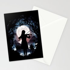 Moondance  Stationery Cards